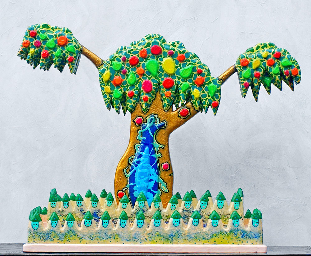 Sculpture - Candy Tree